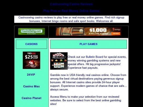casinoswing.com