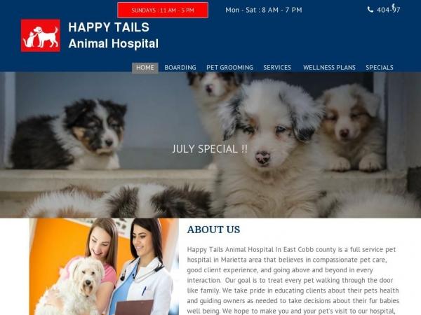happytailsah.com
