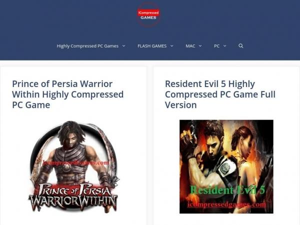 icompressedgames.com
