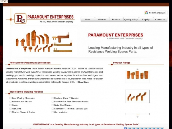 paramount-enterprises.com