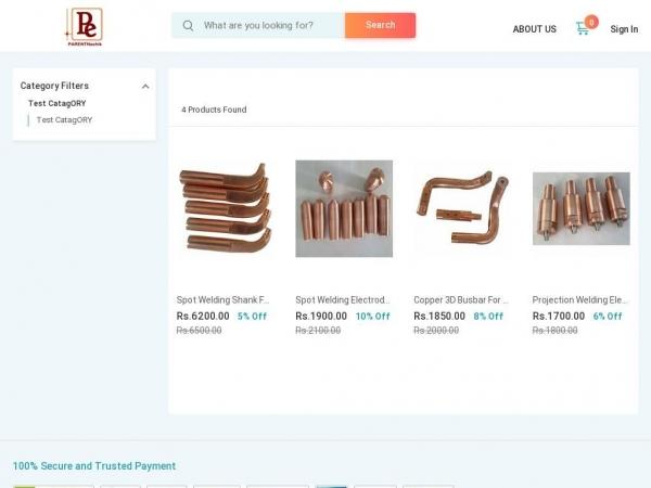 parentnashik-weldparts.shopclues.com