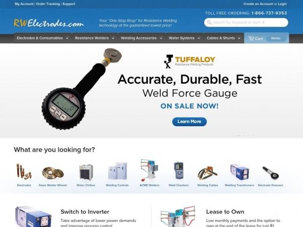 rwelectrodes.com