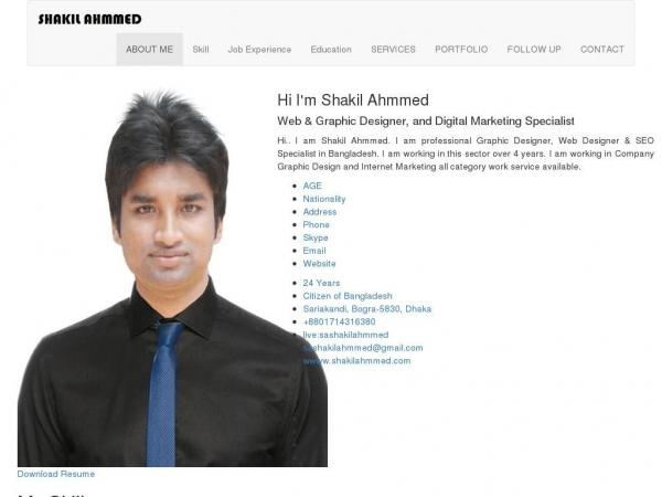 shakilahmmed.com