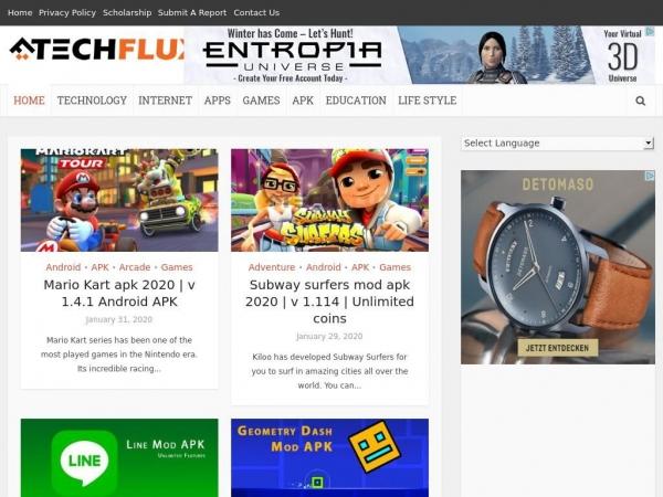 thetechflux.com