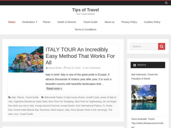 tipsoftravel.com
