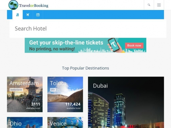 travelorbooking.com