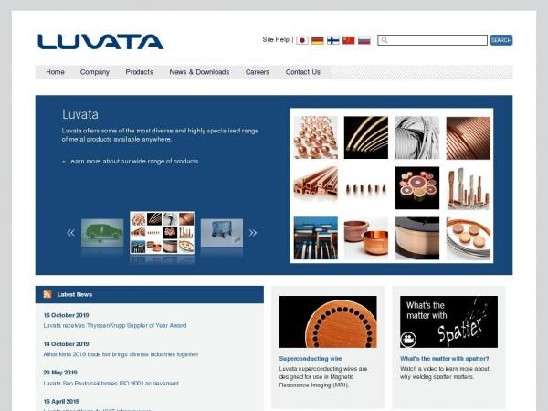luvata.com