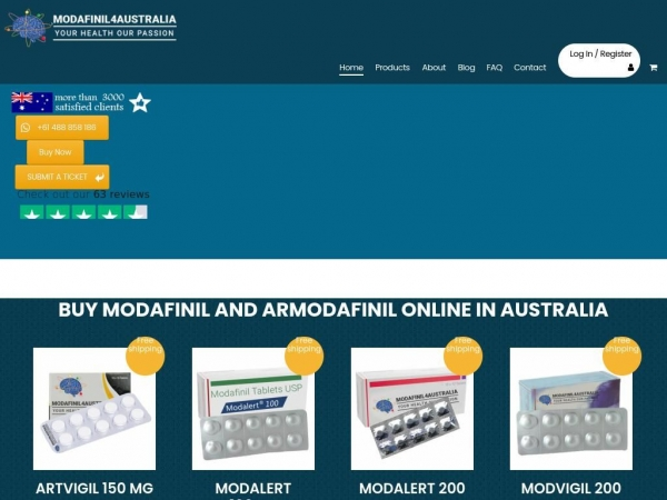 modafinil-4-australia.com